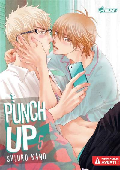 PUNCH UP #5