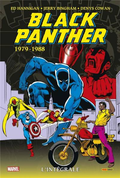BLACK PANTHER: INTEGRALE VOL.3