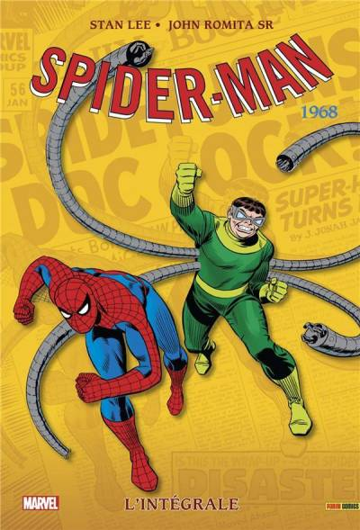 THE AMAZING SPIDER-MAN: INTEGRALE VOL.6
