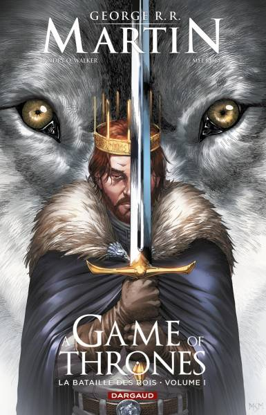 A GAME OF THRONES – LA BATAILLE DES ROIS #1