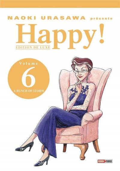 HAPPY ! #6: EDITION DE LUXE