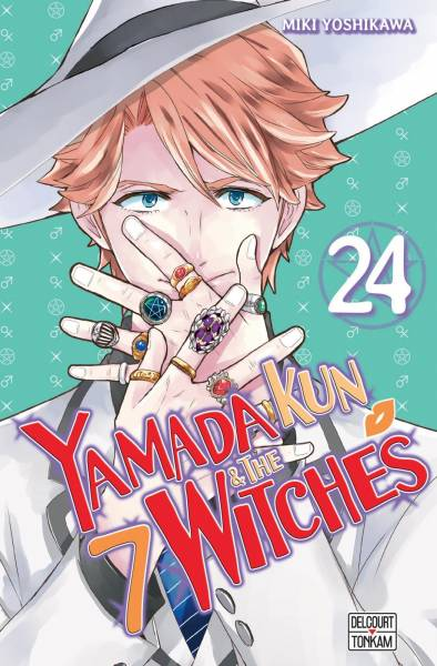YAMADA-KUN AND THE 7 WITCHES #24