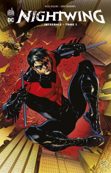 NIGHTWING #1: INTEGRALE