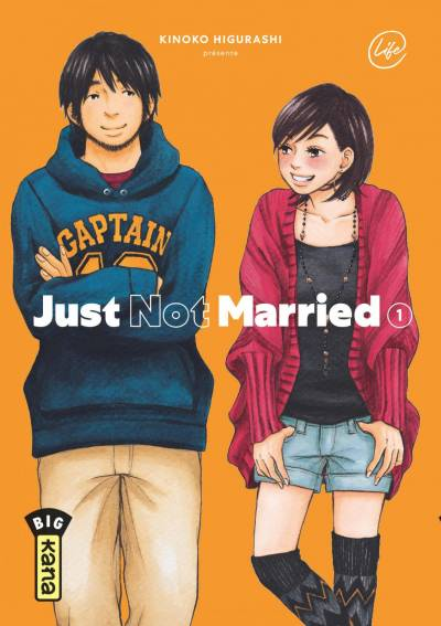 JUST NOT MARRIED #1