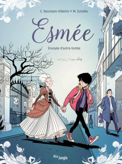 ENVOYEE D'OUTRE-TOMBE
