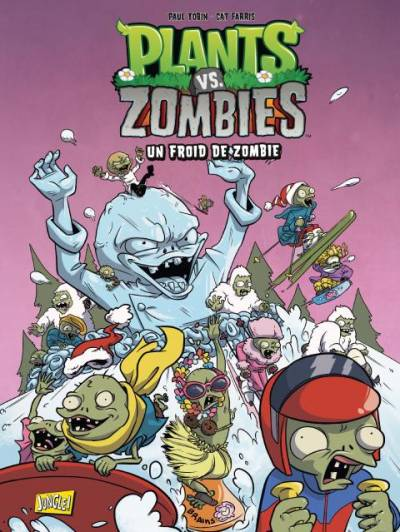 PLANTS VS ZOMBIES #13: UN FROID DE ZOMBIES