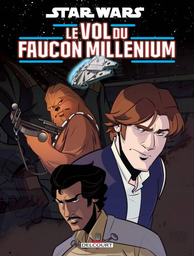 STAR WARS: LE VOL DU FAUCON MILLENIUM
