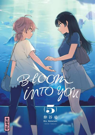 BLOOM INTO YOU #5