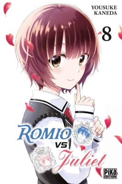 ROMIO VS JULIET #8