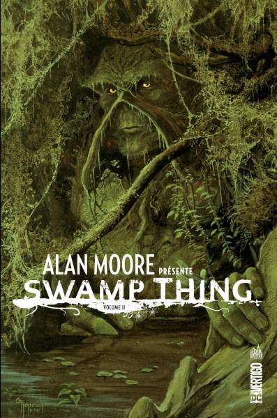 ALAN MOORE PRESENTE SWAMP THING #2