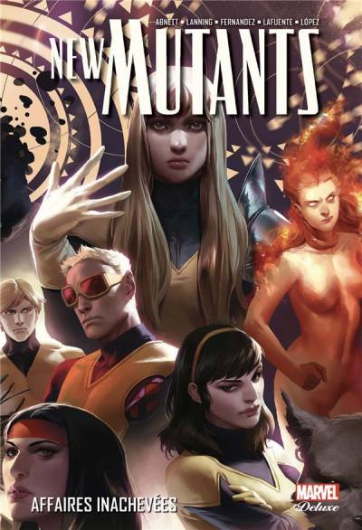 NEW MUTANTS: AFFAIRES INACHEVÉES