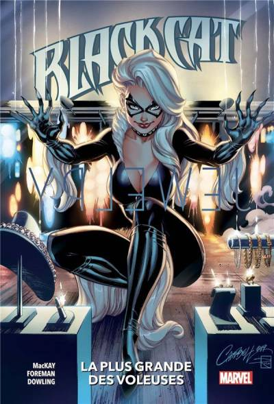 BLACK CAT: LA PLUS GRANDE DES VOLEUSES