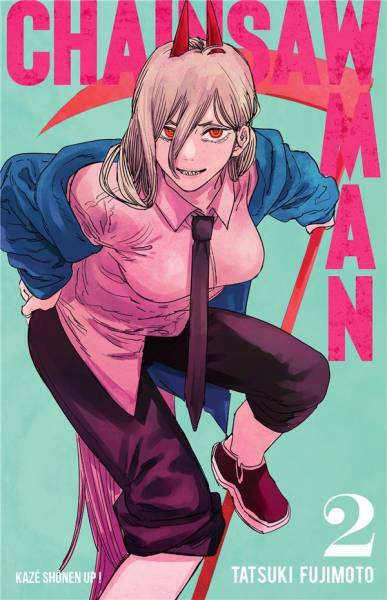 CHAINSAW MAN #2