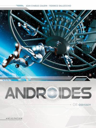 ANDROIDES #8: ODISSEY