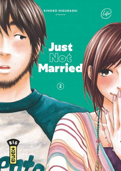JUST NOT MARRIED #2
