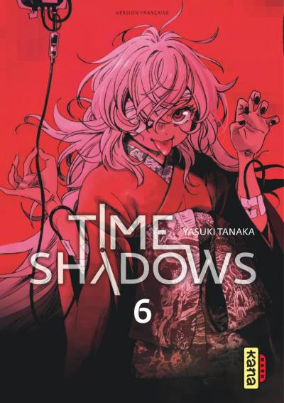 TIME SHADOWS #6