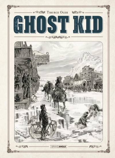 GHOST KID – EDITION NOIR & BLANC