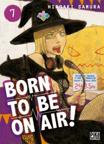 BORN TO BE ON AIR! #7