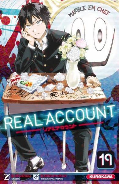REAL ACCOUNT #19