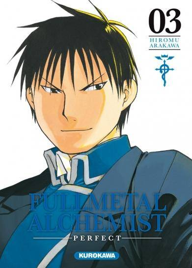 FULLMETAL ALCHEMIST #3: PERFECT EDITION