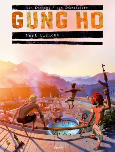 GUNG HO #5.1: MORT BLANCHE – EDITION LUXE