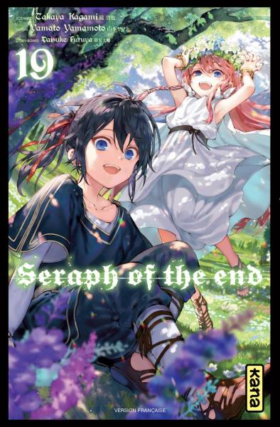 SERAPH OF THE END #19