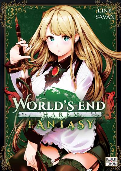WORLD'S END HAREM – FANTASY #3
