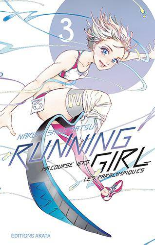 RUNNING GIRL, MA COURSE VERS LES PARALYMPIQUES #3