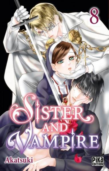 SISTER AND VAMPIRE #8