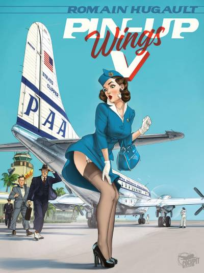 PIN-UP WINGS #5