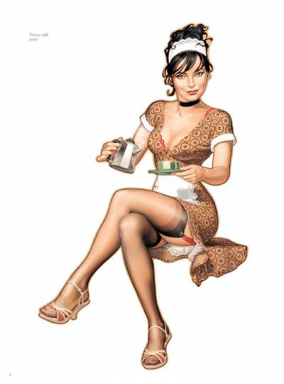 PIN-UP LA FRENCH TOUCH #2