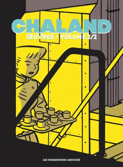 CHALAND OEUVRES: INTEGRALE PETIT FORMAT V2 : FREDDY LOMBARD