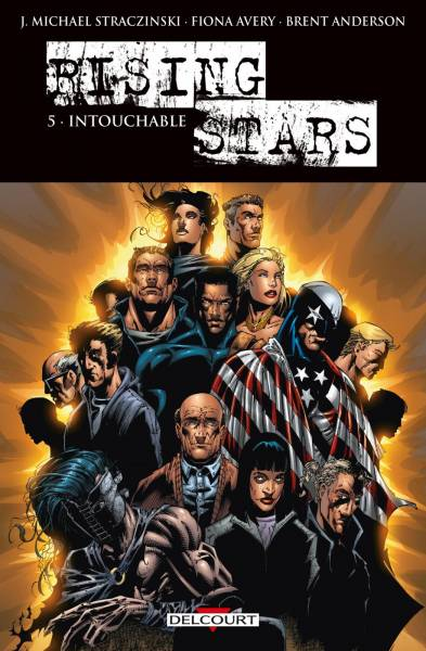 RISING STARS #5: INTOUCHABLE