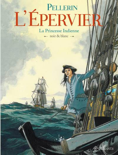 L'EPERVIER #10: EDITION NB