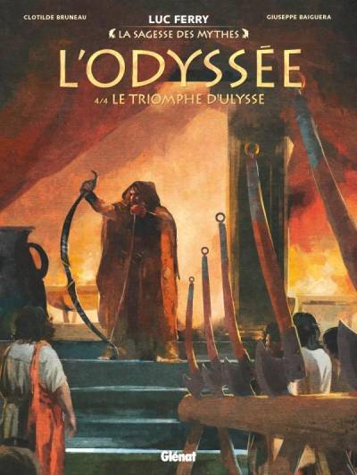 L'ODYSSEE #4: LE TRIOMPHE D'ULYSSE