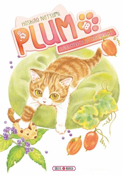 PLUM, UN AMOUR DE CHAT #18