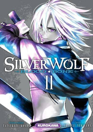 SILVER WOLF – BLOOD, BONE #11
