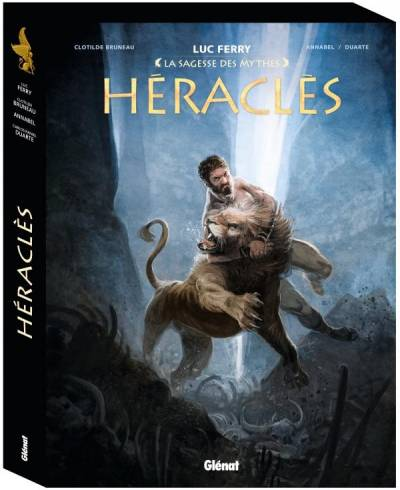 HERACLES: COFFRET TOMES 01 A 03
