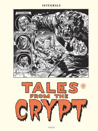 TALES FROM THE CRYPT – INTEGRALE