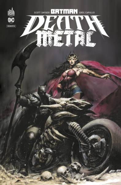 BATMAN DEATH METAL #1