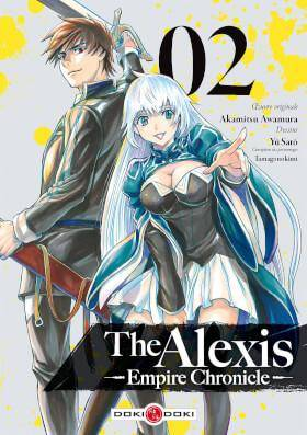 ALEXIS EMPIRE CHRONICLE (THE) #2