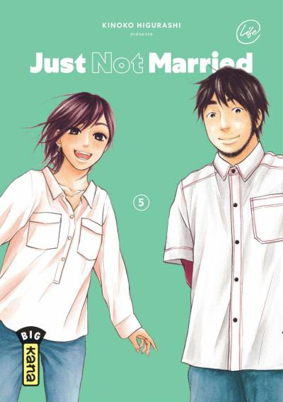 JUST NOT MARRIED #5