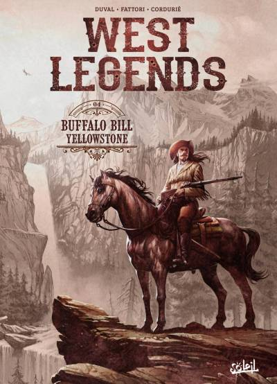 WEST LEGENDS #4: BUFFALO BILL – YELLOWSTONE