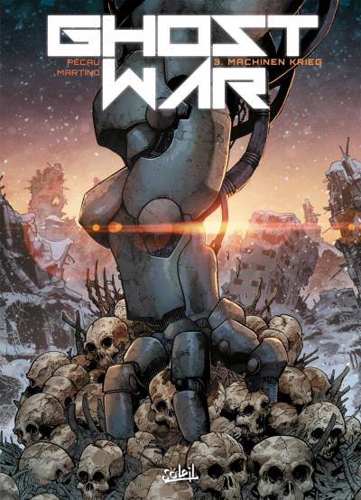 GHOST WAR #3: MACHINEN KRIEG