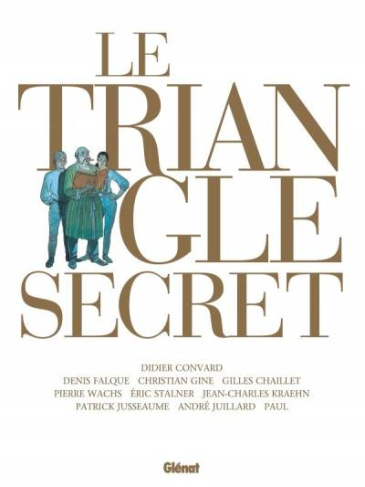 LE TRIANGLE SECRET: INTEGRALE