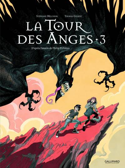 LA TOUR DES ANGES #3