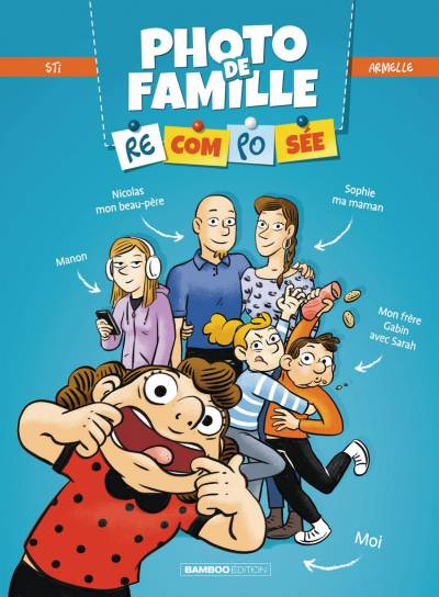 PHOTO DE FAMILLE (RECOMPOSEE) #1