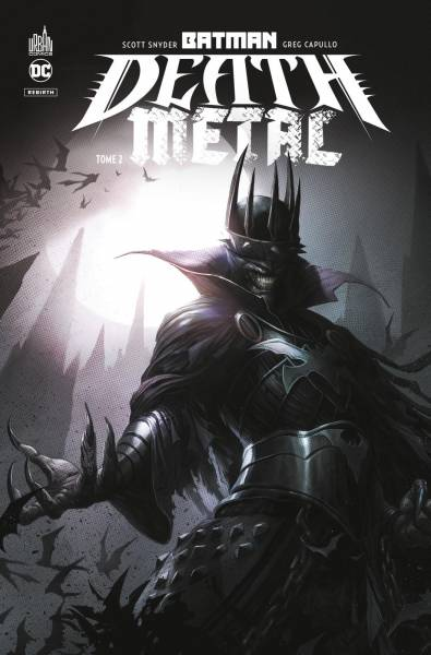 BATMAN DEATH METAL #2