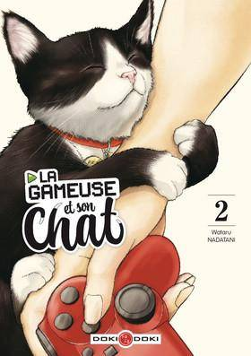 LA GAMEUSE ET SON CHAT #2
