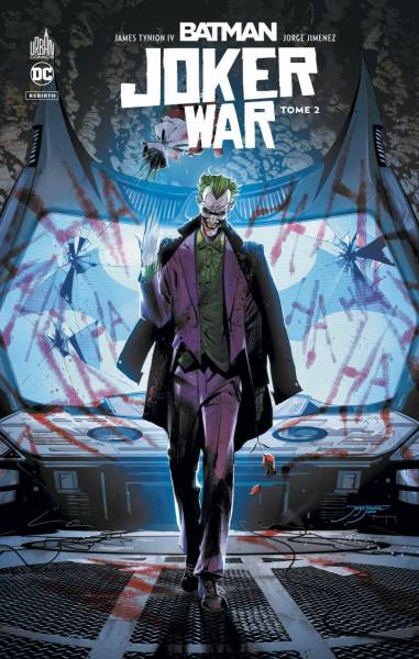 BATMAN #2: JOKER WAR